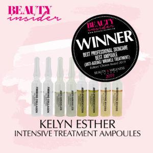 Anti-wrinkles ampoules, Anti-Aging Skin Care, Anti-pigmentation serum